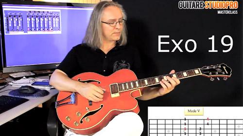 Guitare : Le Jeu Pro