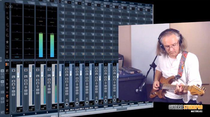 Guitares Electriques - Session Studio