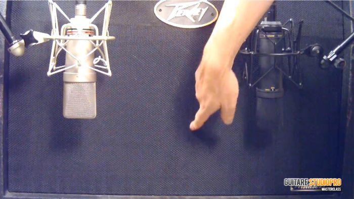 Guitares Electriques - Prise de Son Ampli